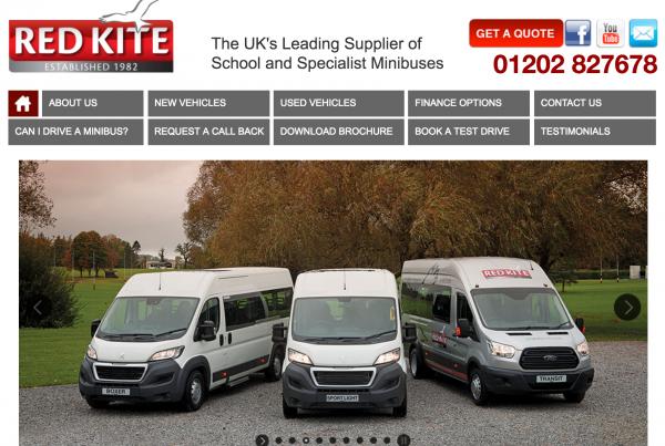 Redkite Minibuses & Hotwire Media