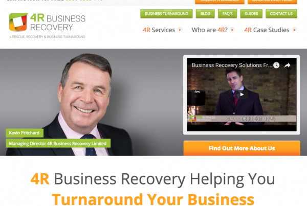 4R Business Recovery & Hotwire Media
