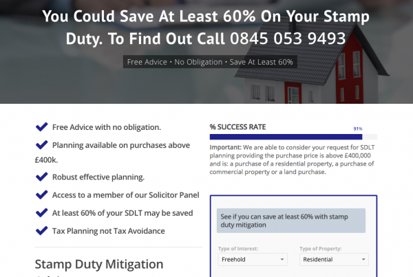 Stamp Duty Advice & Hotwire Media